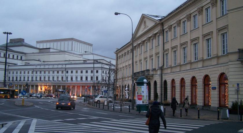 bed4city Theatre Square