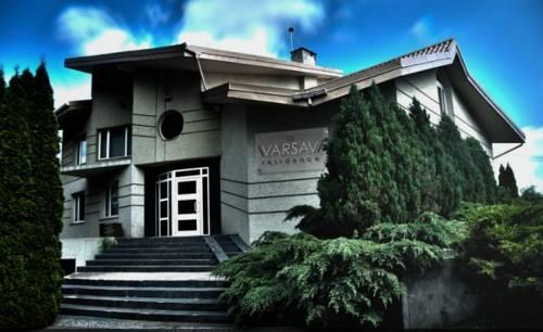 Warsaw Residence Hostel Modlińska