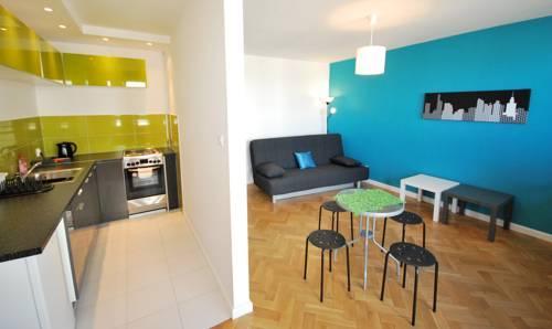 Apartment4You - Plac Trzech Krzyży