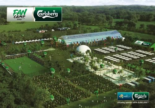 Carlsberg Fancamp - Warszawa