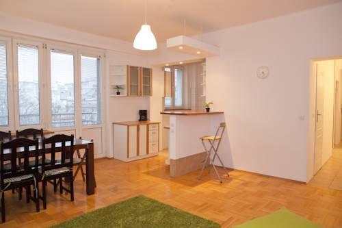Warsaw Best Apartments Kredytowa
