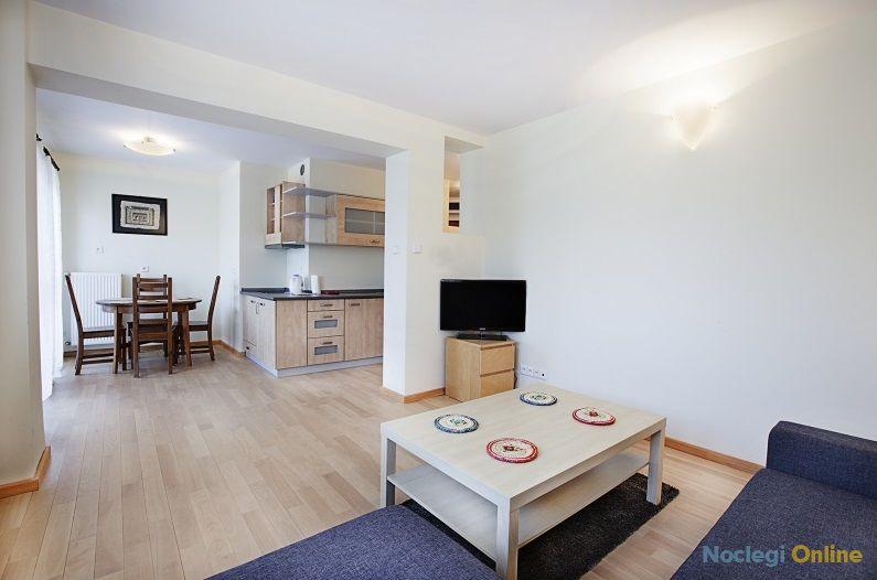 Wakacyjne apartamenty w Świnoujściu