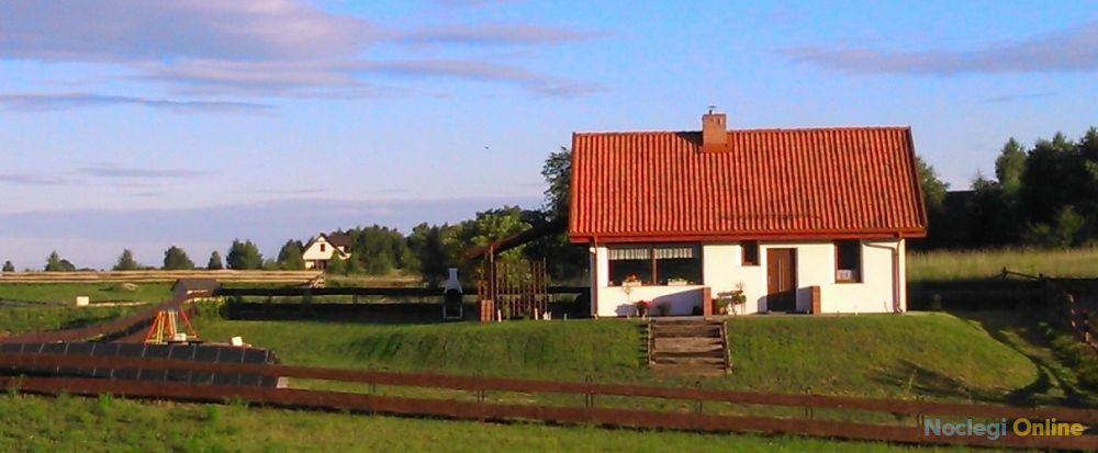 Dom letniskowy u Kasi