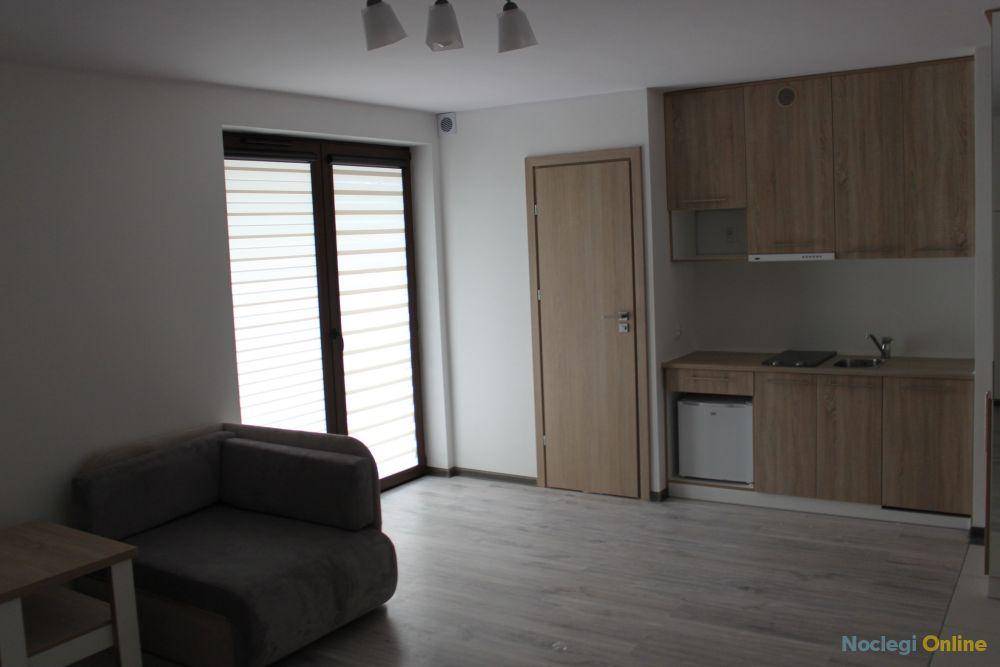 Apartament Kraków Pszczelna 24,5m2