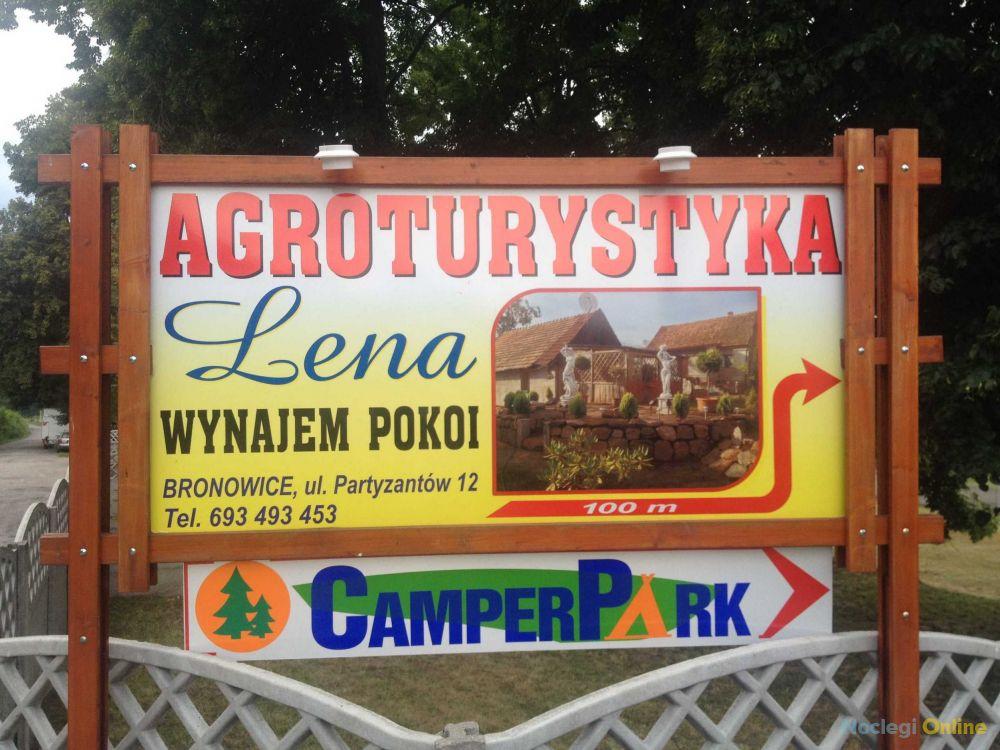 Mużakowska Agroturystyka CamperPark LENA Bronowice