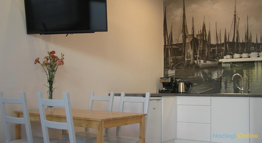 Apartament Bulwar Portowy