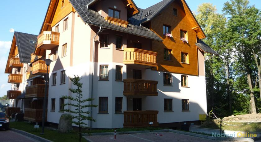 Apartament Zielone Jabłuszko
