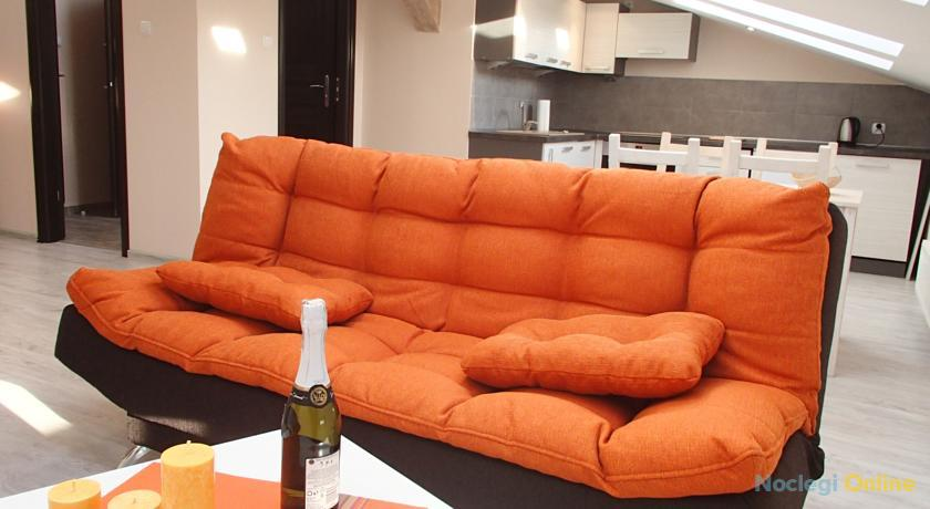 Apartament Paderewskiego 12