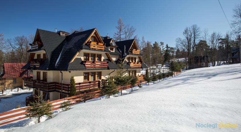 Apartament Skocznia
