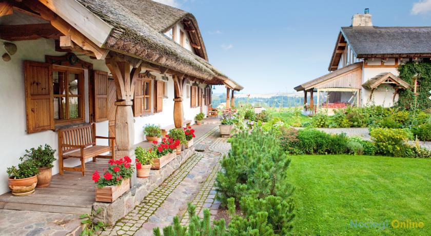 Osada Głęboczek. Vine Resort&Spa