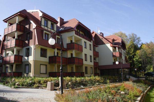 Apartamenty Parkowa Polana