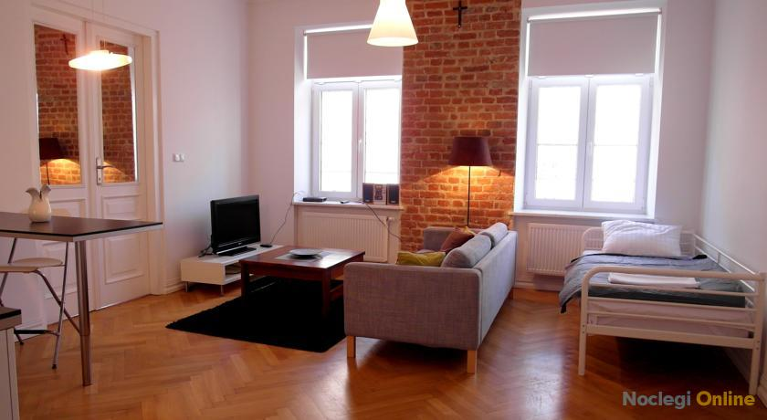 EH Apartments - Niecała Street.