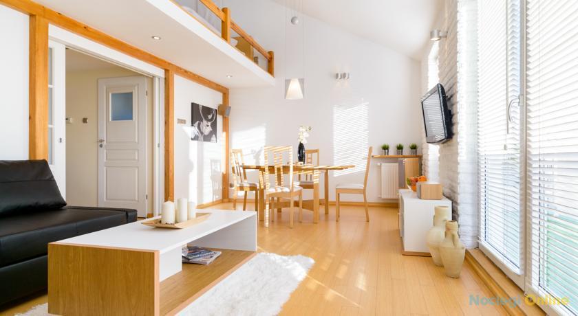 Apartament z Antresolą