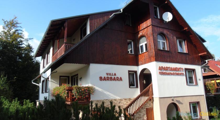 Apartments in Villa Barbara