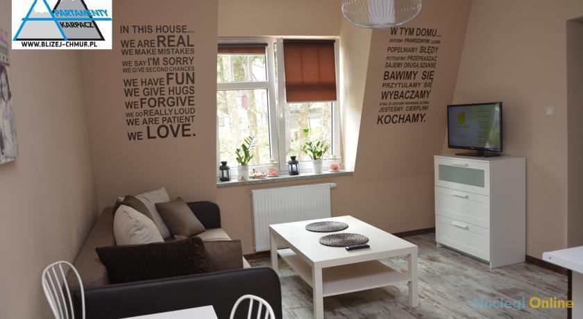 Bliżej Chmur - Apartament Gołąbek