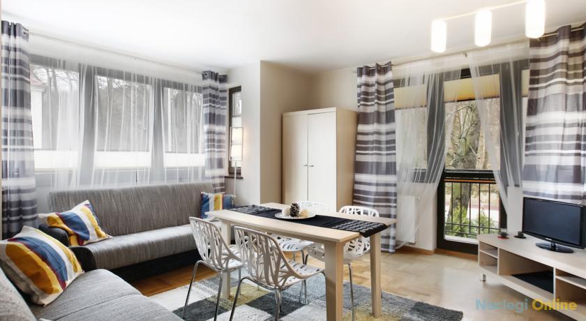 Sopockie Apartamenty - Apartament Bursztynowy
