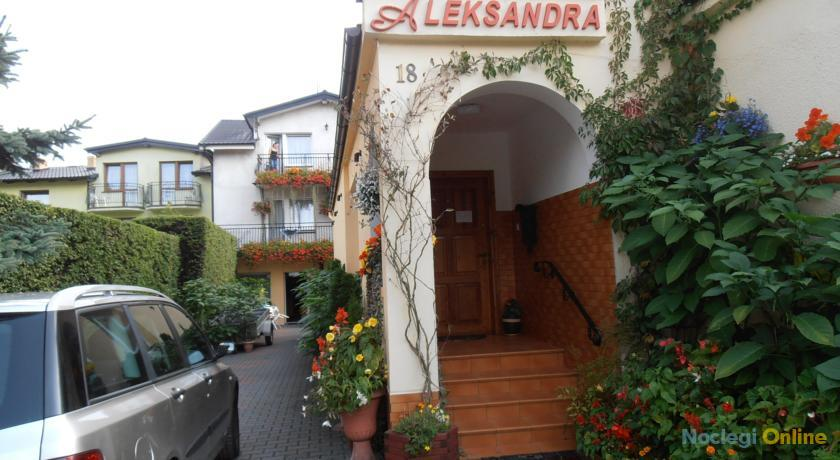 Pokoje Aleksandra