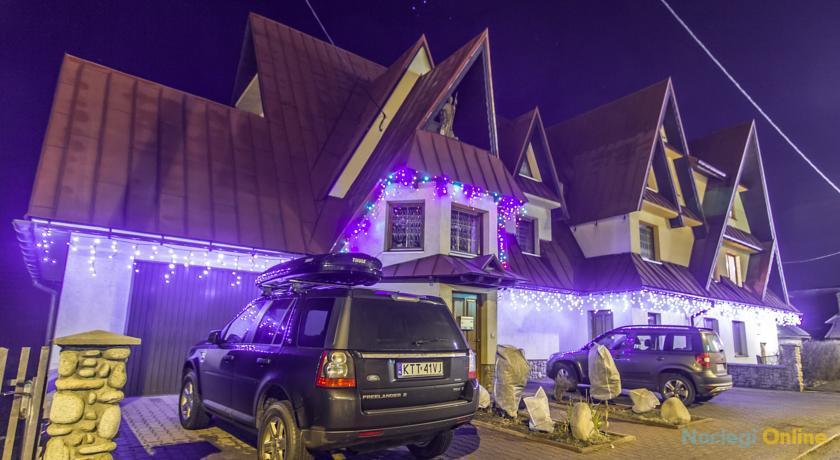 Apartamenty Bukowina