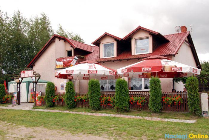 Restauracja Eden - pokoje gościnne