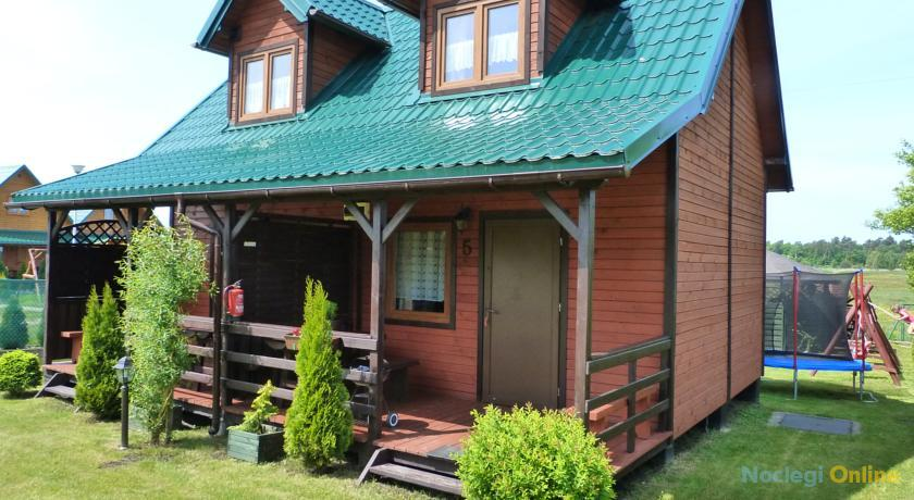 Domki Maharówka Ostrowo