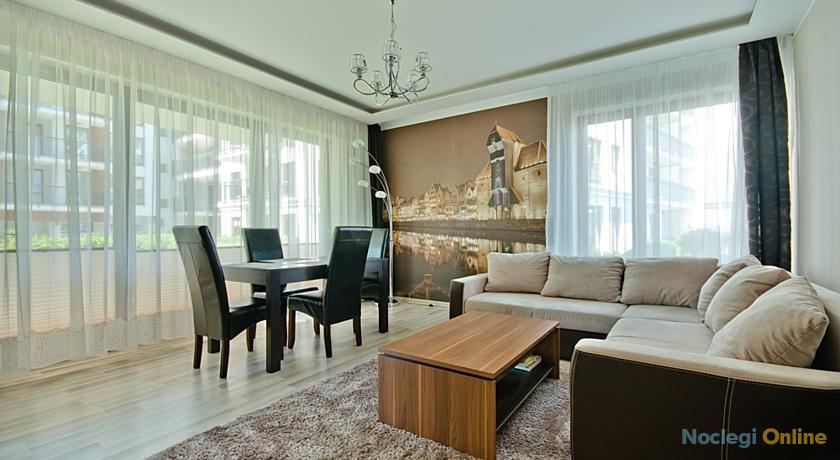 Luxury Apartments - Szafarnia President
