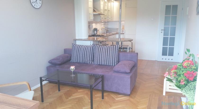 Przytulne słoneczne mieszkanie 2-pokojowe