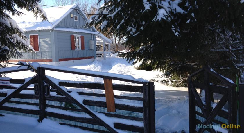 Wiejski Dom z Basenem - Podlasie