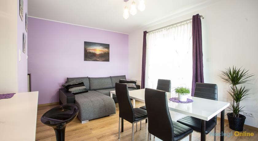 Fiolet Apartament