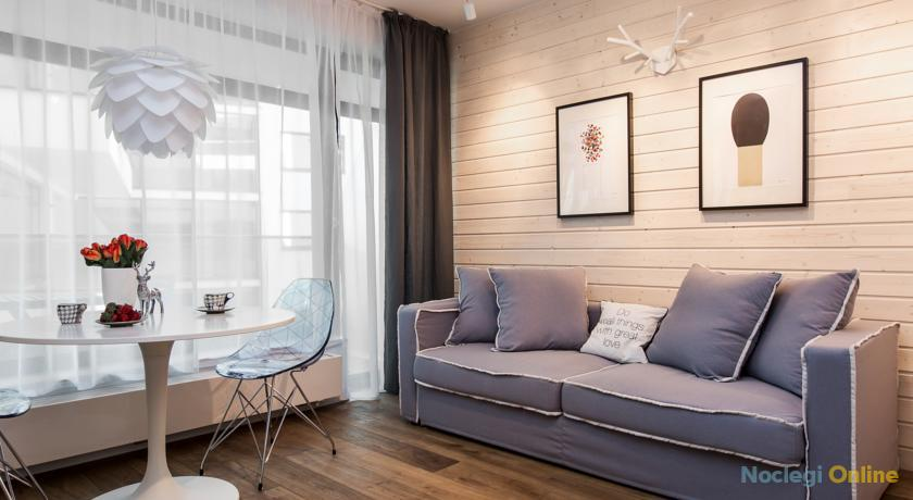 Apartamenty Sun&Snow Grzegórzecka