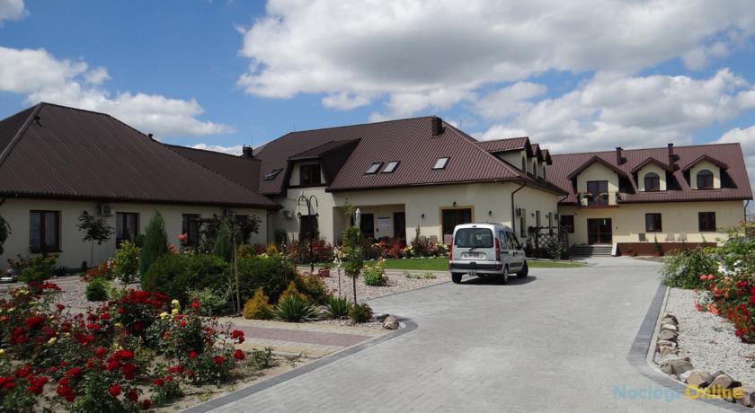 Pensjonat Magnolia Hotel i Restauracja