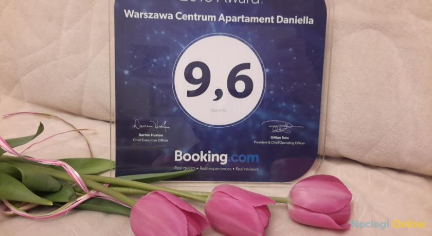 Warszawa Centrum Apartament Daniella