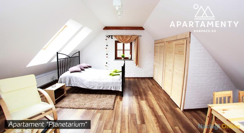 Apartament Planetarium