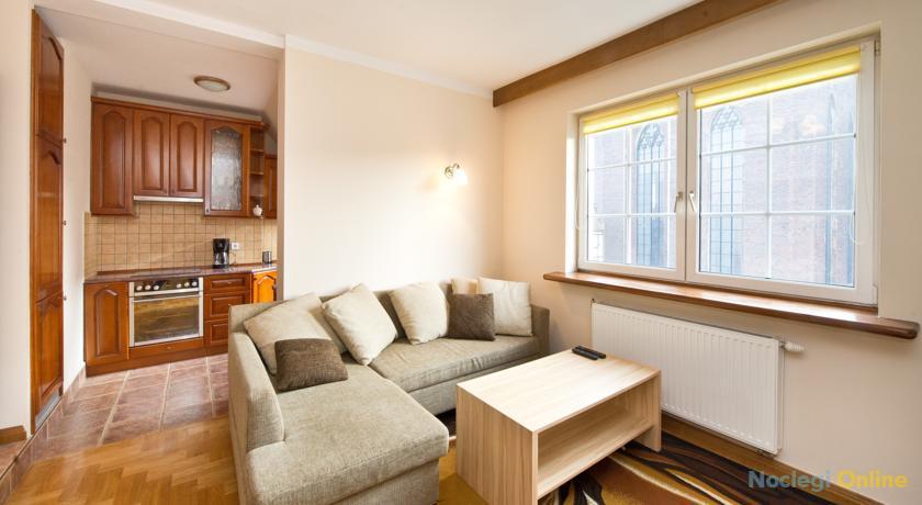 Apartament przy Bazylice