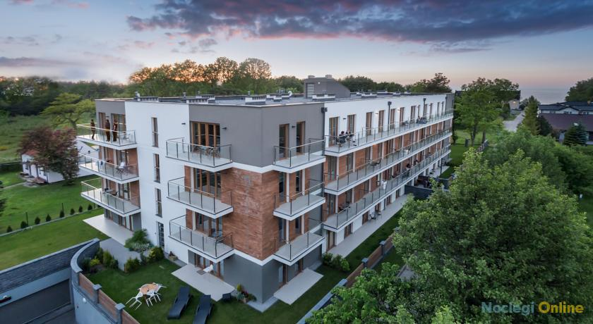Apartamenty Rozewie Villa 4 Pory Roku