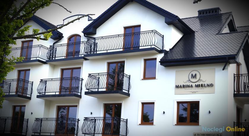 Marina Mielno Pensjonat nad Jeziorem