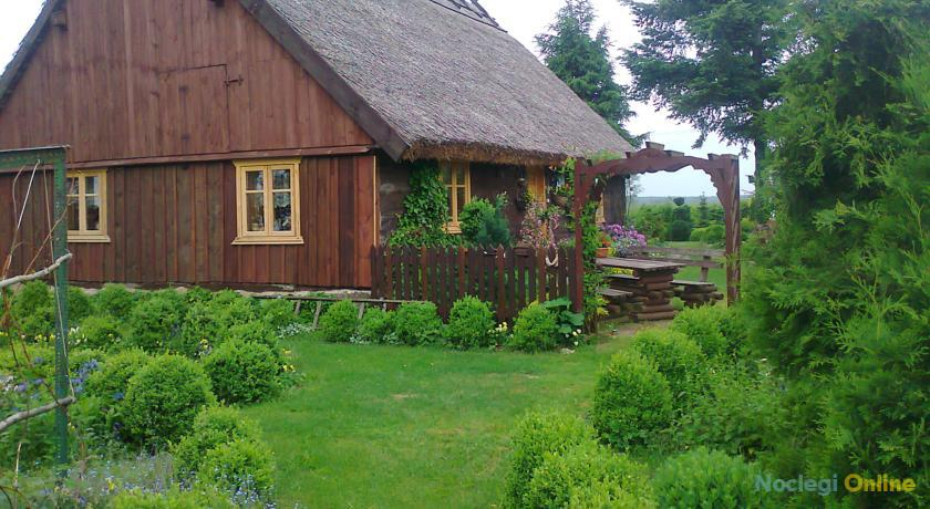 Chata pod strzechą