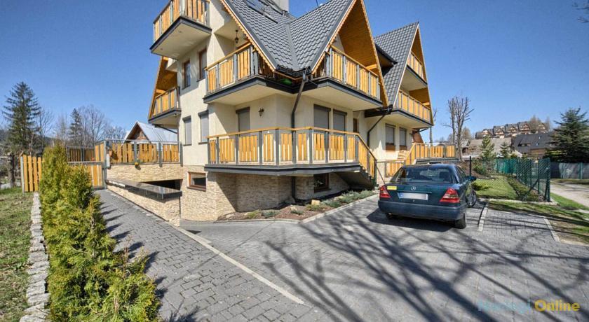 Visit Zakopane Monk Apartment