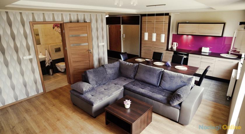 Luksusowy apartament nad samym morzem