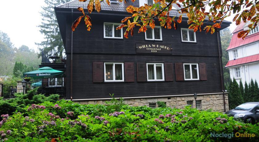 Pensjonat Willa w Parku