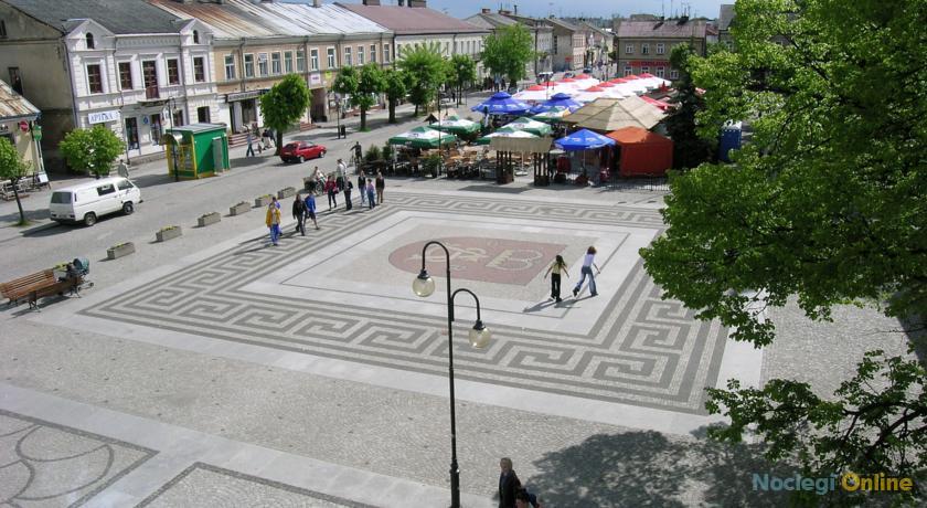 Pokoje Centrum U Ani