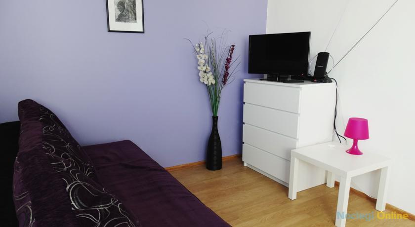 Apartament Gdansk City przy Manhattanie