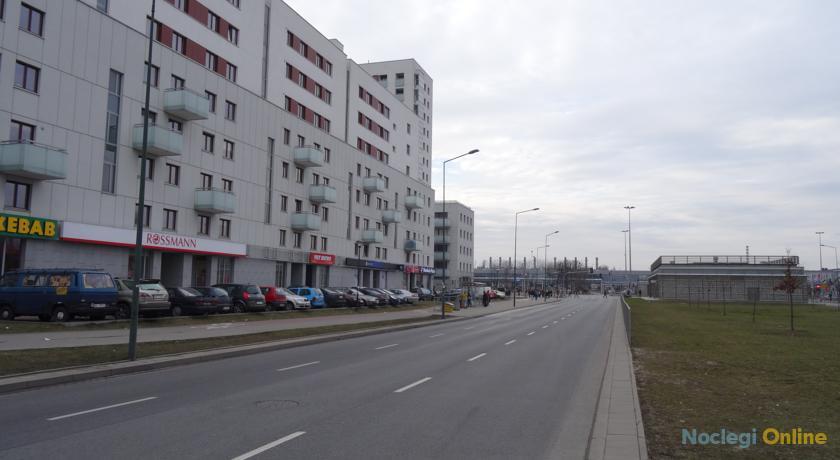 Apartament Green