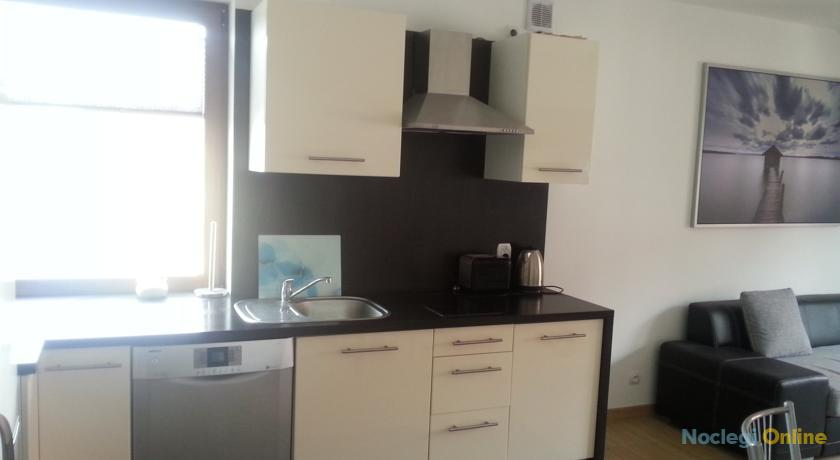 Apartament Łeba/domek Nadole