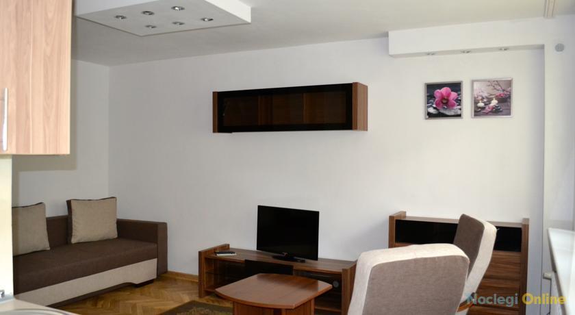 Apartament Jednopokojowy Warszawa-Śródmieście