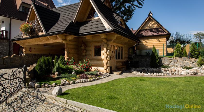 Domek Przy Potoku