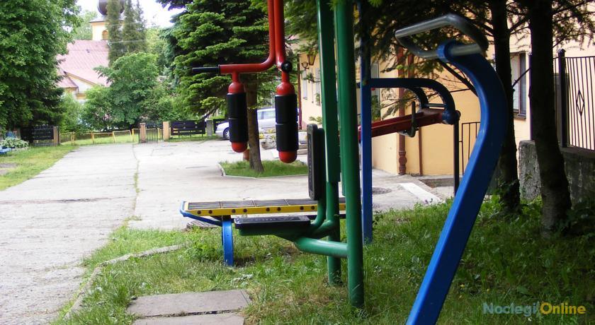Ośrodek Wypoczynkowy Wisła w Sokolcu