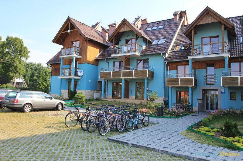 Apartament w Turkusowej Willi
