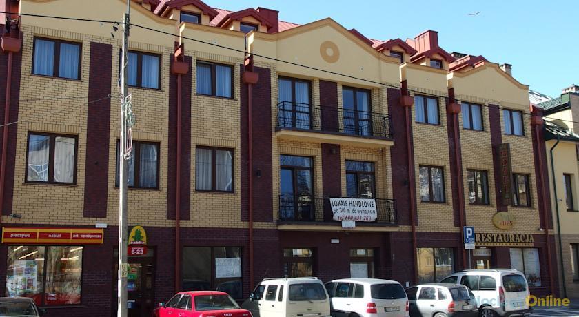 Hotel Villa Eden&Spa