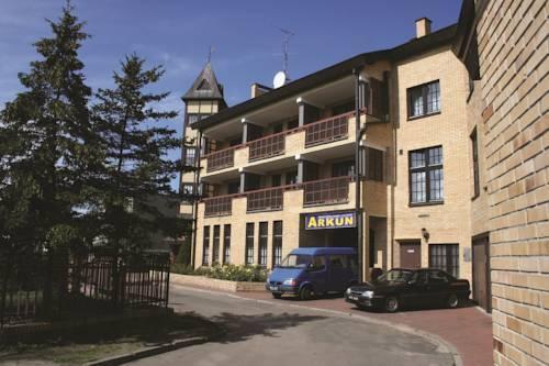 Ośrodek Wypoczynkowo-Szkoleniowy Arkun