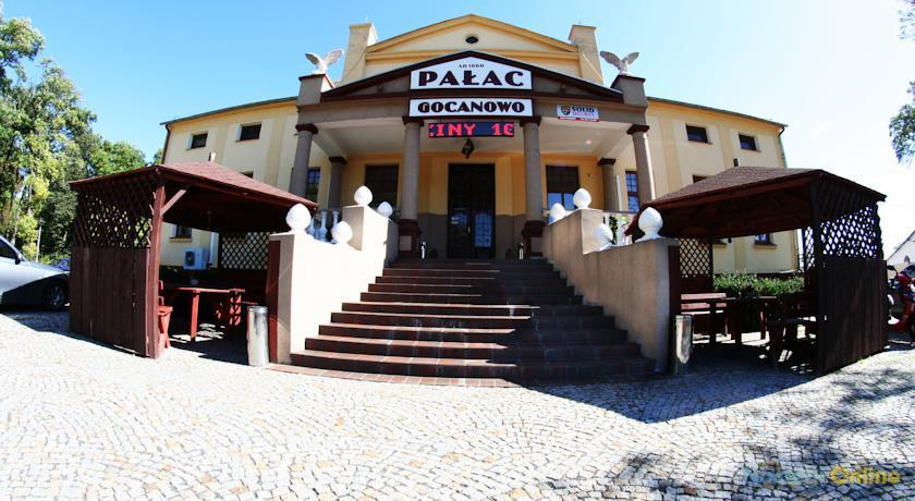 Pałac Gocanowo